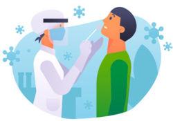 Test antigénique COVID-19  en 15…