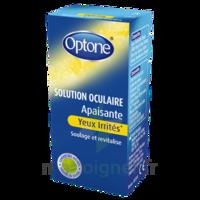 Optone Solution Oculaire Rafraîchissante Yeux Irrités Fl/10ml à Lyon