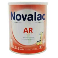 Novalac Ar 0-6 Mois Lait En Poudre Antirégurgitation B/800g à Lyon