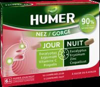 Humer Nez/gorge Jour&nuit 15 Comprimés à Lyon