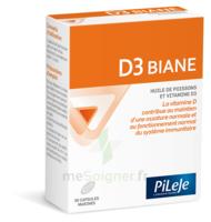 Pileje D3 Biane Capsules 200 Ui - Vitamine D 30 Capsules à Lyon