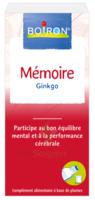 Boiron Mémoire Ginkgo Extraits De Plantes Fl/60ml à Lyon