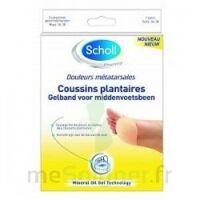 Scholl Coussin Plantaire Douleurs Métatarsales T2 à Lyon