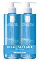 Acheter Effaclar Gel moussant purifiant 2*400ml à Lyon