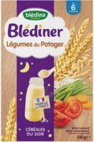 Blédina Blédîner Céréales Légumes Du Potager 240g à Lyon