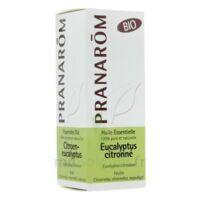Huile Essentielle Eucalyptus Citronne Bio Pranarom 10 Ml à Lyon