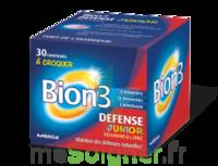 Bion 3 Défense Junior Comprimés à Croquer Framboise B/30 à Lyon