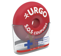 Urgo Sos Bande Coupures 2,5cmx3m à Lyon