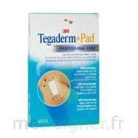 Tegaderm + Pad, 5 Cm X 7 Cm , Bt 10 à Lyon