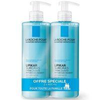 Lipikar Savon Liquide Surgras Peau Sèche Et Très Sèche 2*400ml à Lyon
