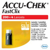 Accu-chek Fastclix Lancettes B/204 à Lyon