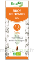 Herbalgem Sirop Bio Des Chantres 150ml à Lyon