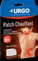 Patch Chauffant Decontractant Urgo X 2 à Lyon