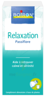 Boiron Relaxation Passiflore Extraits De Plantes Fl/60ml à Lyon