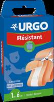 Urgo Résistant Pansement Bande à Découper Antiseptique 6cm*1m à Lyon
