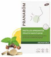 Pranarôm Aromaforce Pastilles Apaisantes+ B/21 à Lyon